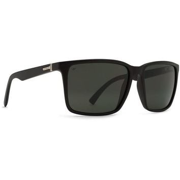 VonZipper Lesmore Sunglasses Black with Polarized Lens