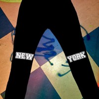 SWEET LORD O'MIGHTY! NEW YORK LEGGINGS
