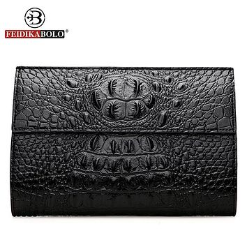 Wallet Men Leather Wallets Handy Bags Purse Hombre Men Wallets Man Clutch Bags