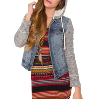 Ashlyn Denim Jacket