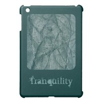 Angel of Tranquility iPad Mini Case from Zazzle.com
