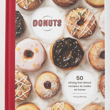 50 Donuts Recipe Book | Books