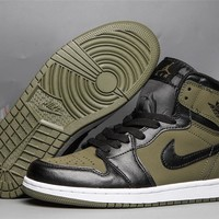 Air Jordan 1 Retro OG HG - Army Green