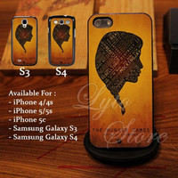 The Hunger game Quote 4 iPhone Case And Samsung Galaxy Case