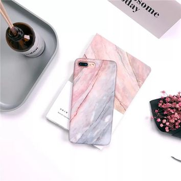 On Sale Cute Stylish Hot Deal Iphone 6/6s Apple Simple Design Matte Soft Phone Case [11192811271]