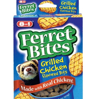 Ferret Bites Gourmet Treat 4 oz