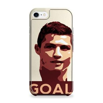 Cristiano Ronaldo Goal Football iPhone 6 | iPhone 6S Case