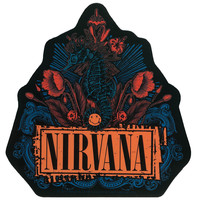 Nirvana - Sticker