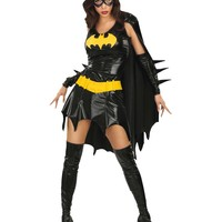 DC Comics Batgirl Adult Womens Costume – Spirit Halloween