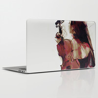 Strings Laptop & iPad Skin by Galen Valle