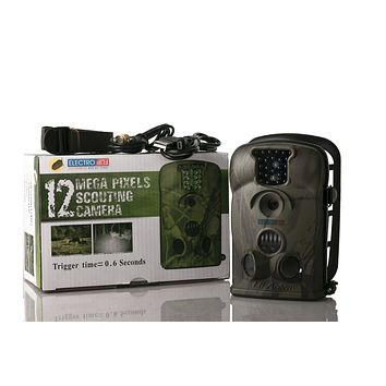 Infrared Digital Video Camera IR Cam Hunting Trap Tracking Buck Sign