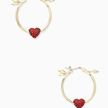 be mine heart and arrow hoops