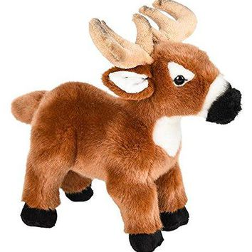 "Wildlife Tree 9"" Stuffed Deer Plush Floppy Animal Heirloom Collection"
