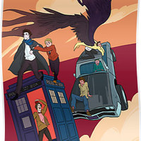 """SUPERWHOLOCK!"" Posters by mechinism 