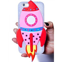LIGHT UP ROCKET IPHONE 6 CASE