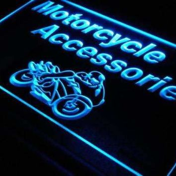 Motorcycle Accessories Store Neon Sign (LED)