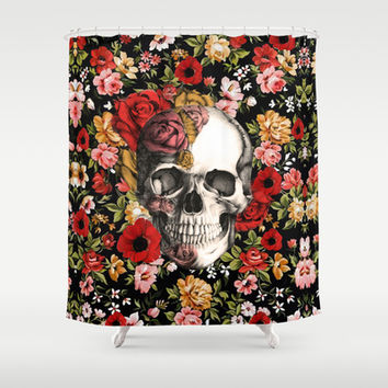 In bloom Shower Curtain by Kristy Patterson Design