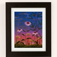 Amy Lincoln Wildflowers Art Print | Urban Outfitters