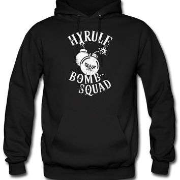 Hyrule Bomb Squad hoodie
