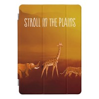 "Stroll in the Plains Animals Apple 10.5"" iPad Pro iPad Pro Cover"