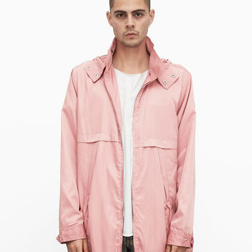 Rose Collins Box Jacket in Light Pink