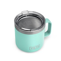 Rambler 14oz. Mug in Seafoam by YETI