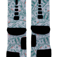 Easy Money Custom Nike Elites