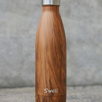 S'well Teakwood 17-Oz Water Bottle