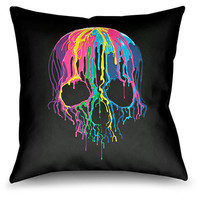 [Indoor/Pillow] - Melting Skull