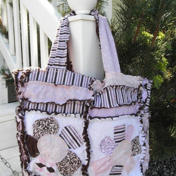 Diaper Bag, Sewing Pattern, Quilted Bag, PDF Instant Download