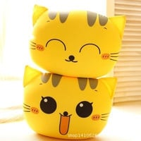 Hot Pusheen Plush Kawaii Smile Cat Plush Toys Soft Stuffed Animals Doll Gift Children Day Kis Toys Birthday Gift Doll