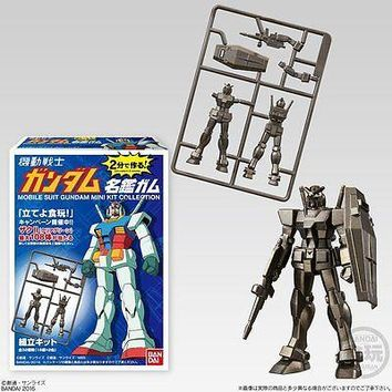 Bandai Shokugan Mobile Suit Gundam Mini Kit Collection Blind Box Model Kit USA