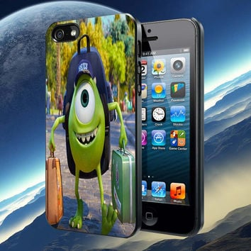 Monster inc cartoon, Accsessories,iPhone 4/4S,iPhone 5/5S/5C,Samsung Galaxy S3/S4,iPhone Case, Samsung Galaxy Case,Rubber Case