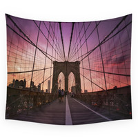 Society6 New York City Wall Tapestry