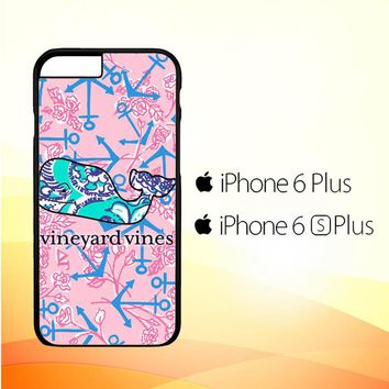 Lilly Pulitzer Vineyard Vines E1375 iPhone 6 Plus|6S Plus Case