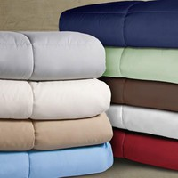 All Season Soft Luxurious Plush Double Stitched Down Alternative Blanket