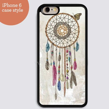 iphone 6 cover,handmade dream catcher colorful iphone 6 plus,Feather IPhone 4,4s case,color IPhone 5s,vivid IPhone 5c,IPhone 5 case 109