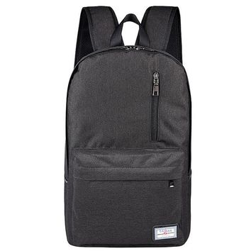 Student Backpack Children Men Laptop Backpack Nylon USB Charge Notebook School Bag Casual Business Backpack Student Schoolbag Computer Women's Travel Bag AT_49_3