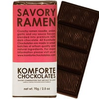 SAVORY RAMEN CHOCOLATE BAR