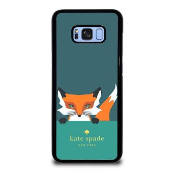 KATE SPADE NOVELTY FOX Samsung Galaxy S8 Plus Case Cover