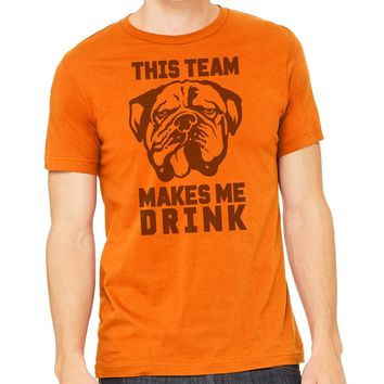 Cleveland Makes Me Drink T-Shirt