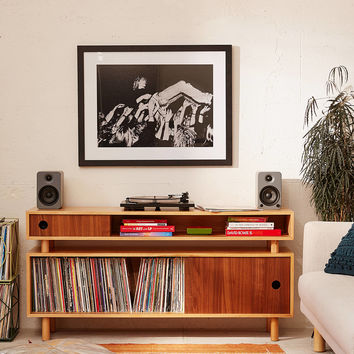 Hamilton Wood Media Console | Urban Outfitters