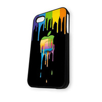 Apple Colorfull Painting Dropp iPhone 5C Case