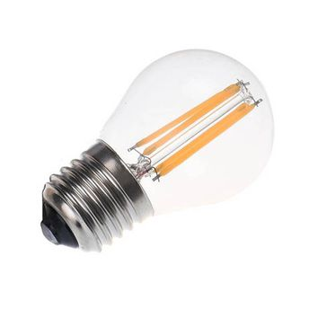 MUQGEW 2017 Newest High Quality  E27 Edison Bulb LED Lamp Retro Filament COB Light 110V 220V 4W  Super Bright Hot Sell Low Price