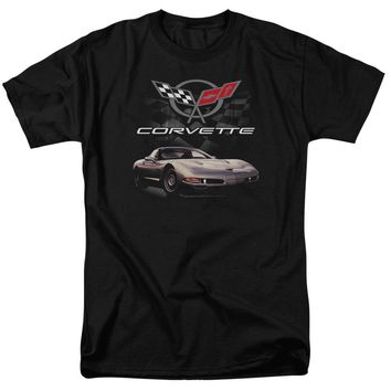 Chevrolet - Checkered Past Short Sleeve Adult 18/1