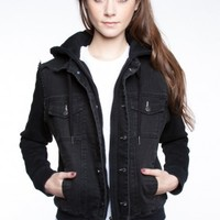 Glamour Kills - Girls The Outlaw Denim Jacket
