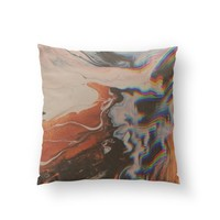 'move with me- trippy' Pillow by DuckyB on miPic
