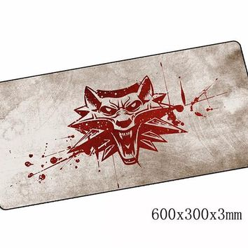 witcher mousepad best 60x30cm gaming mouse pad gamer mouse mat best seller pad keyboard computer padmouse laptop play mats