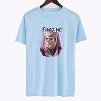 Tell Cersei Game of Thrones T Shirt Olenna Tyrell Women TShirt Funny Graphic Tee Top Harajuku Summer  It Was Me Tumblr Clothes