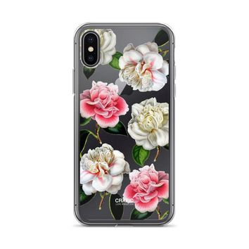 Peonies iPhone Xs / X Case